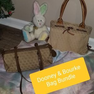 Dooney & Bourke Bag Bundle!  Well Love-able!